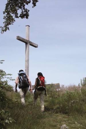 Kreuz bei Ibach