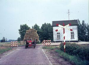 Spoorhuisje wachtpost | 1958