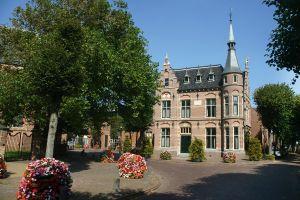 Noordwijk Binnen - gemeentehuis2008-01