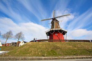 Windmolen De Hoop-Dokkum