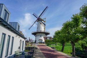 D'Orangemolen-Willemstad