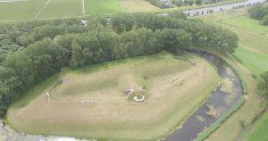 Fort aan de Jisperweg -hefkoepel