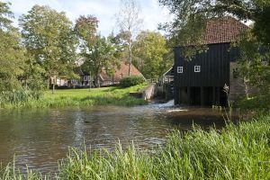 Korenwatermolen Den Haller-Twente-Diepenheim