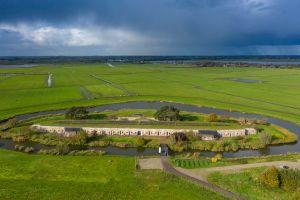 Fort bij Krommeniedijk-Fort K'ijk
