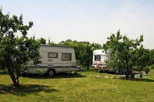Boerderijterras en Camping het Spikkerdal