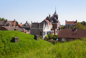 Vestingstad Willemstad - Etappe 4 - ZWL