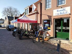 Schot Bike Rental Edam