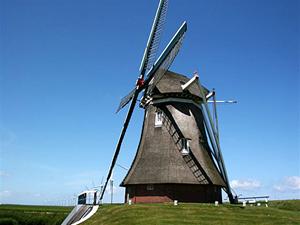 Molen Goliath Eemshaven