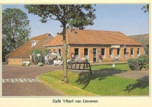 Cafe Hart van Lieveren