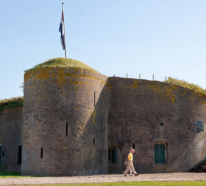 Fort en sluis Bovensluis (1) - Etappe 5 - ZWL