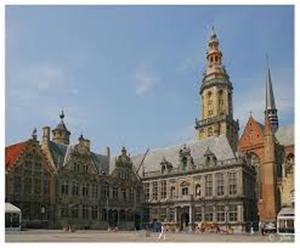 Fietsroute 7115 - Veurne, Koksijde en Nieuwpoort