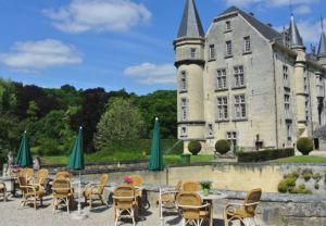 Brasserie kasteel Schaloen