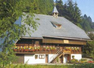 Museumsmolen in de Weiler, Todtmoos
