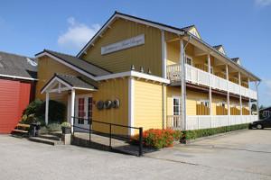Jachthaven/Motel Borger