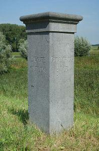 24.De Limietpaal of Halfuurspaal