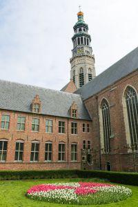 Abdijcomplex met Lange Jan