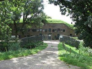 Fort Bakkerskil
