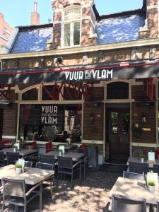 Grill Restaurant & Café Vuur & Vlam
