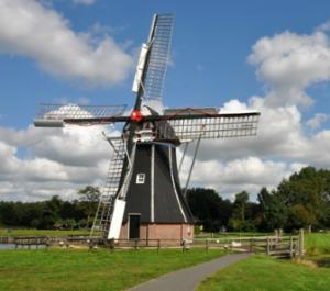 Molen De Helper in Haren