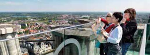 1. Skywalk Sint-Romboutstoren, Mechelen