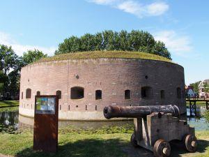 Fort aan de Ossenmarkt Weesp