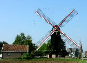 Sint Jansmolen Stramproy