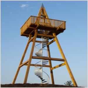 Uitkijktoren De Afferdense Duinen
