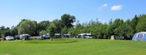 Camping aan het Twentepad