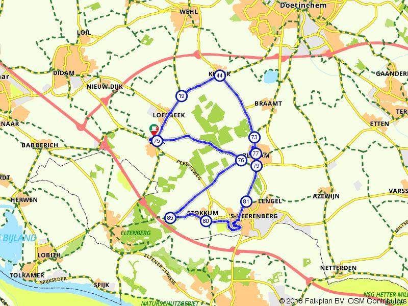 Montferland: hoogtepunt van de Achterhoek!