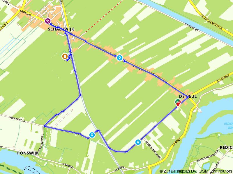 Rondje Schalkwijk