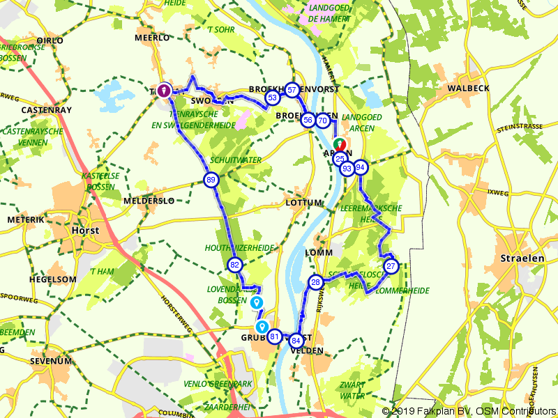 Zomerroute: rondje ijssalons in Limburg