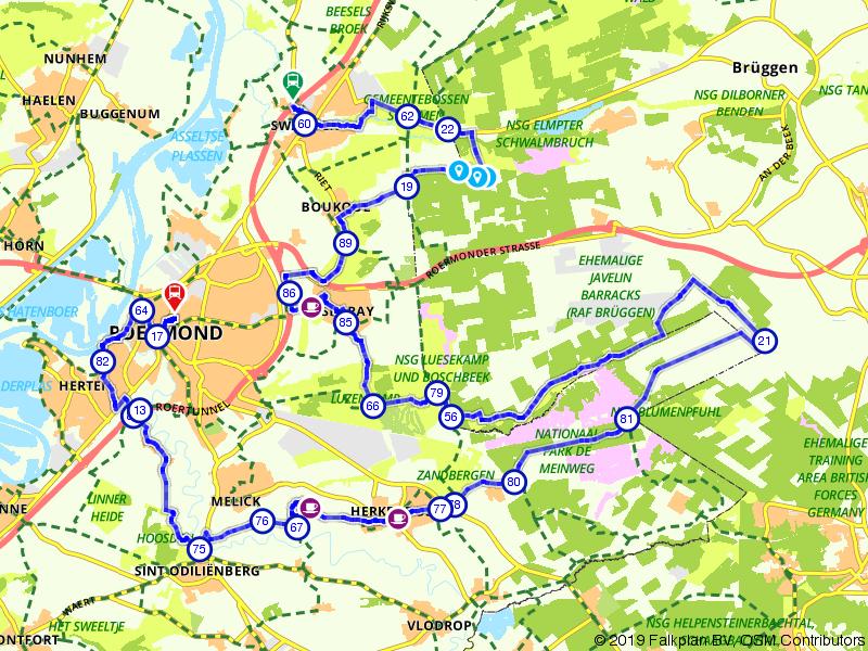 Grand Tour Limbourg - Etappe 4