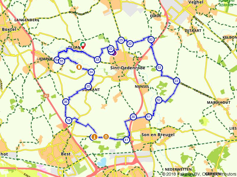 Rondje Sint-Oedenrode