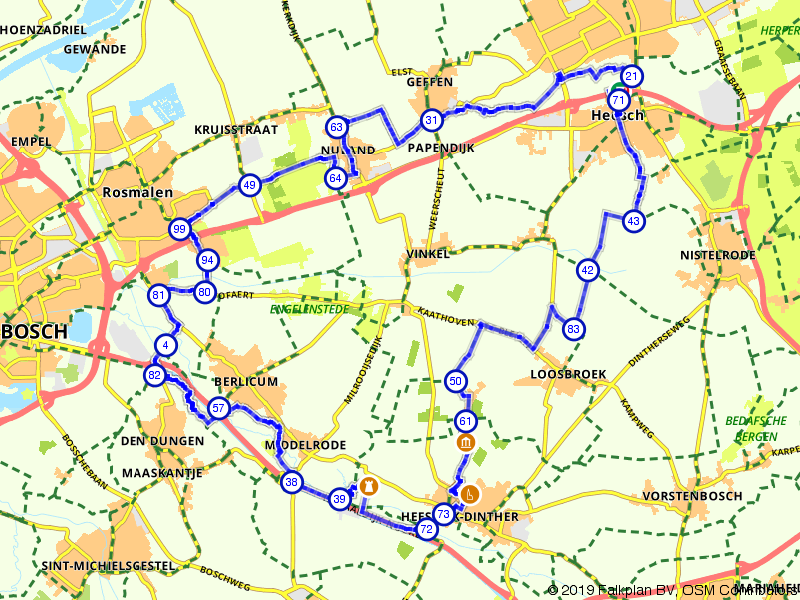De Meierij-route