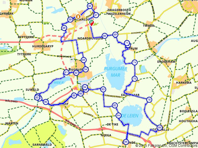 Nationaal Landschap De Friese Wouden
