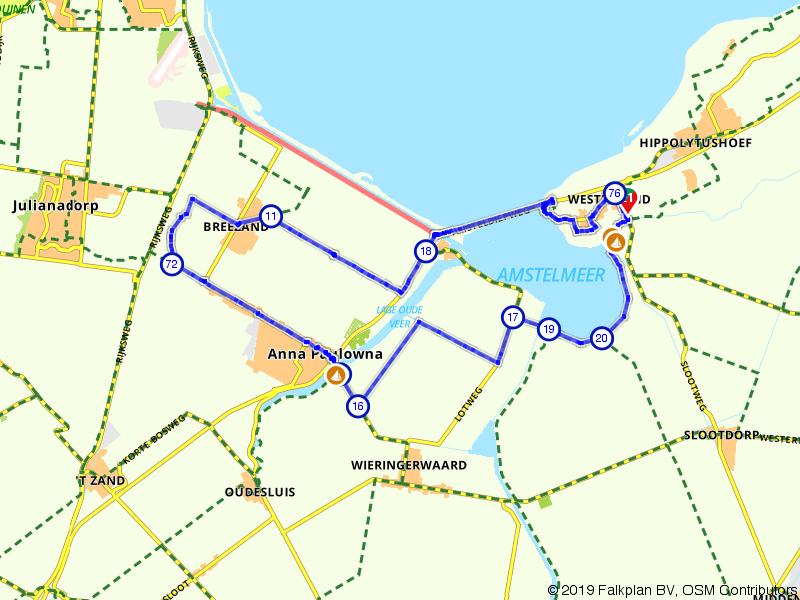 Rondje Amstelmeer