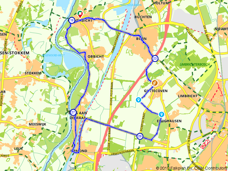 Ontdek Limburgse kerkdorpjes langs de Maas