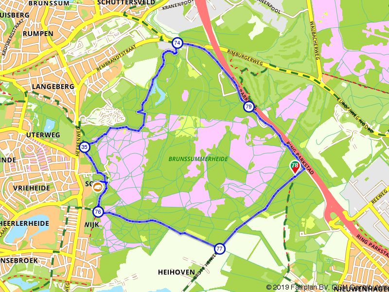 Zuid-Limburg en haar natuur