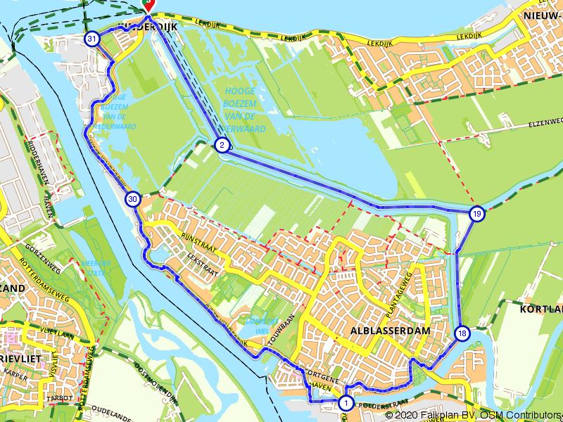 De mooiste molens van Nederland