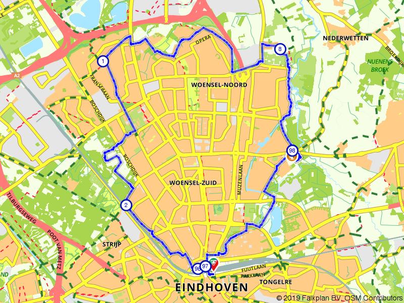 Rondje Eindhoven I