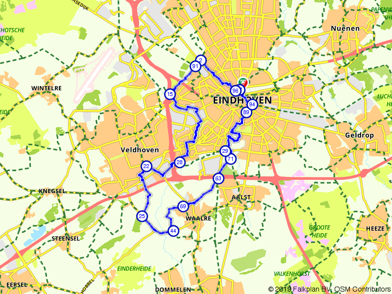 Rondje Eindhoven III