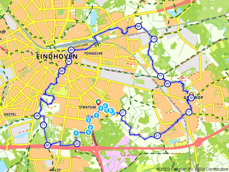 Rondje Eindhoven IV