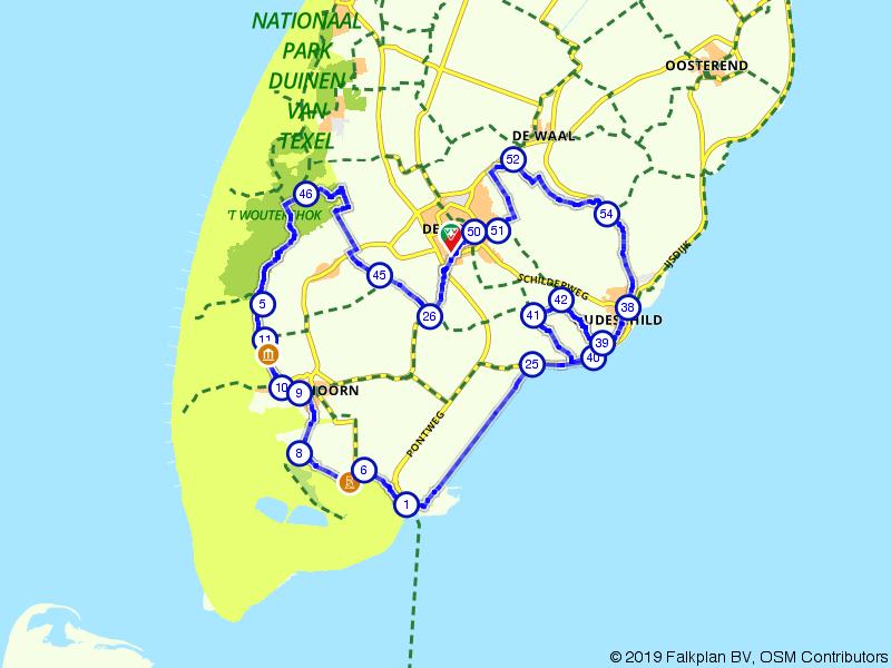 Het Oude land van Texel