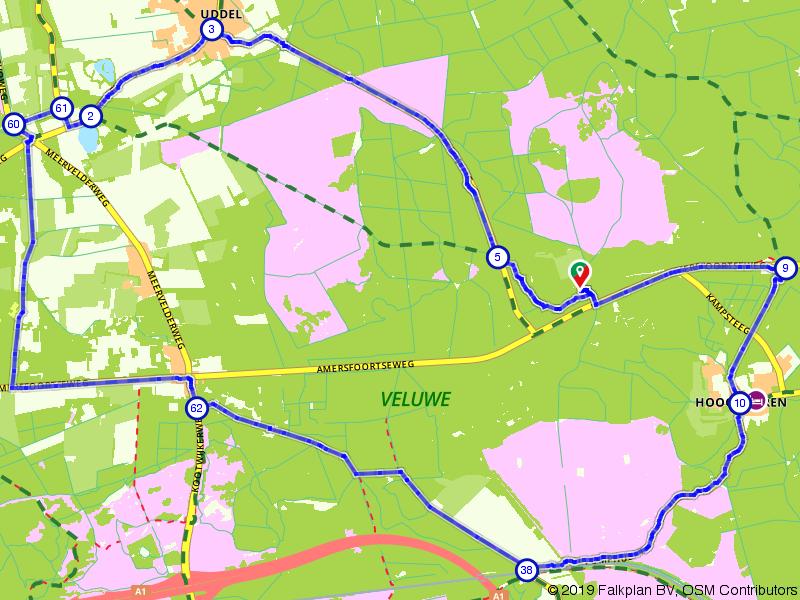 Hartje Veluwe: Uddelse Buurtveld en Asselse Heide