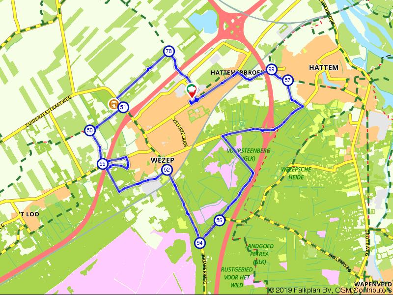 Ontdek de Wezepse Heide in de Veluwe