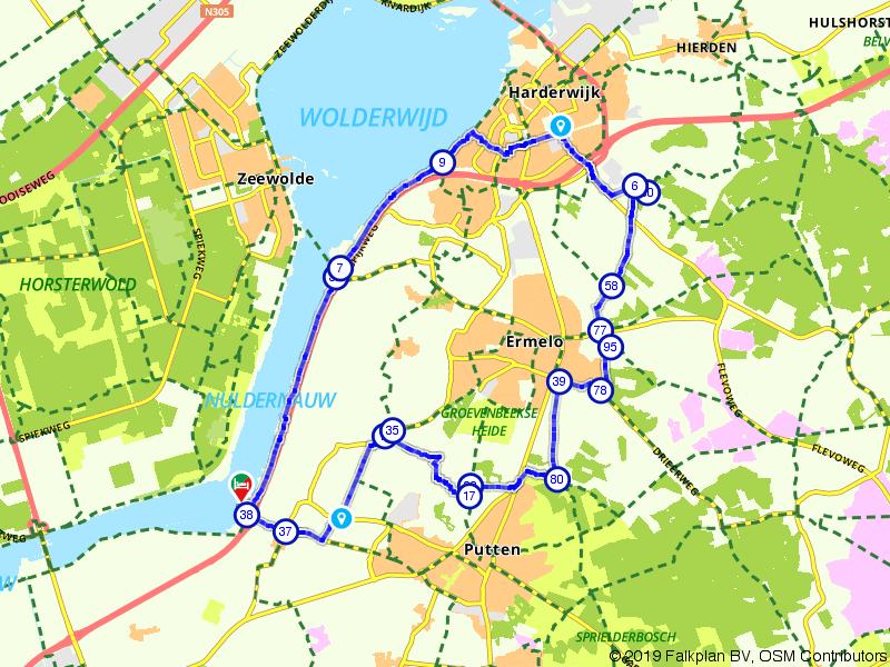 Harderwijk en omgeving