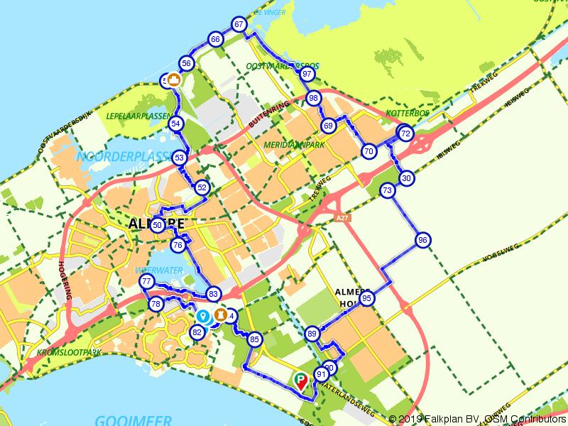 Ontdek Almere en het mooie natuurgebied Oostvaardersplassen
