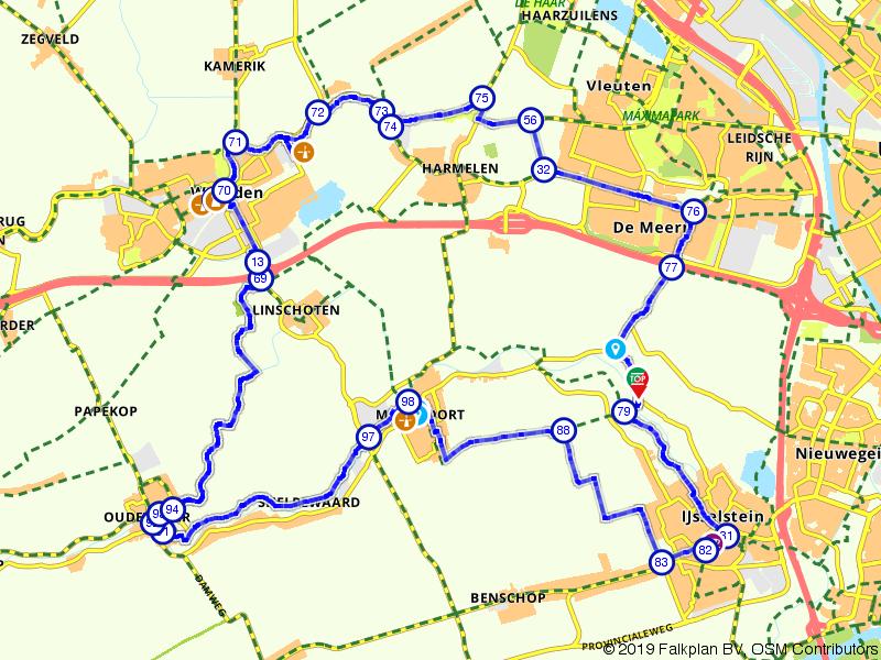 Historisch rondje: Oudewater, Woerden en IJsselstein