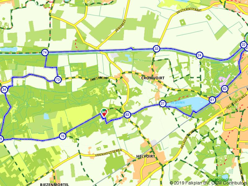 Nationaal Park De Loonse en Drunense Duinen en Vughtseheide