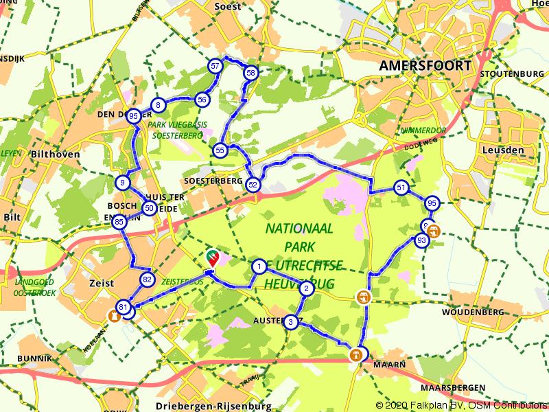 Groen Austerlitz